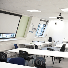 Hacel Lighting solutions for University of Bedfordshire
