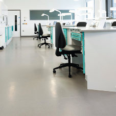 nora® floorcoverings for new dental hospital