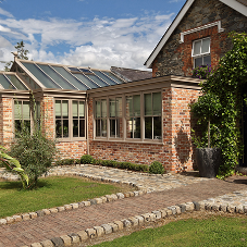Bespoke conservatories for Olde Post Inn