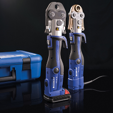 New pressing tools from Geberit