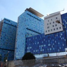 The Royal London Hospital chooses Midland Lead products