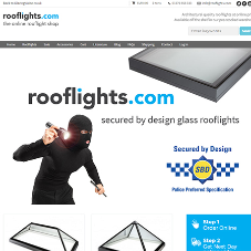 New Secured by Design rooflight now available online