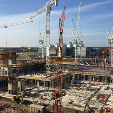 Sika watertight solutions for new hospital