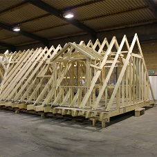 Timber frame could be key to housing & skills shortages