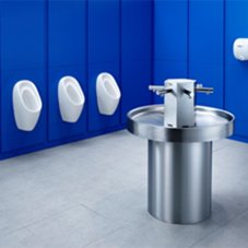 Armitage Shanks launches waterless urinals
