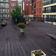 Sadolin Classic for housing association apartment
