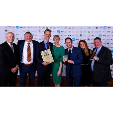 Double success for Bauder at National Roofing Awards