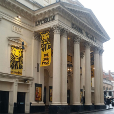 Propelair washrooms fit for a king at Lyceum Theatre