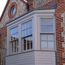 Windows & doors complement nautical new build