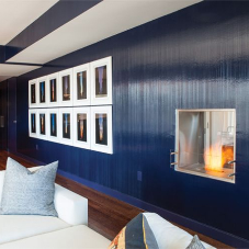 Smart Fire brings signature style to hotel penthouse