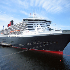 Dalesauna supplies a new spa pool for RMS Queen Mary 2