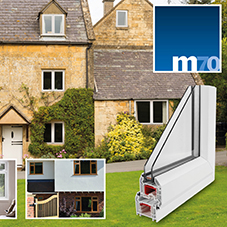 The VEKA UK Group unveils NEW M70 system
