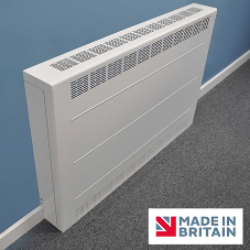 Covora LST radiator: Now with antimicrobial protection