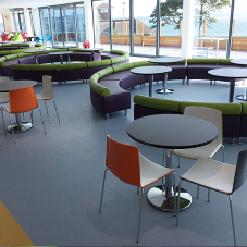 Bar & restaurant furniture for play centre