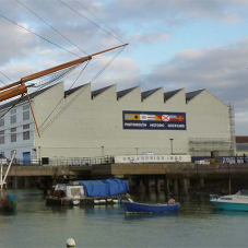Concrete repairs at the iconic Boathouse 4