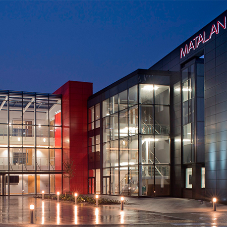 Innovative rainscreen system for Matalan HQ
