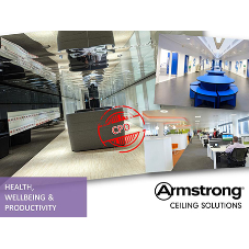 Armstrong Ceilings performs a health check CPD
