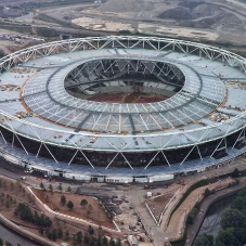 D&D transform the former Olympic Stadium