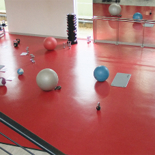 nora® flooring for Virgin Active