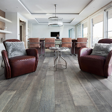 Engineered Oak floor for VIP residence