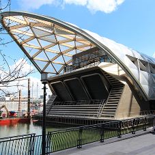 Protective coatings for Canary Wharf Crossrail