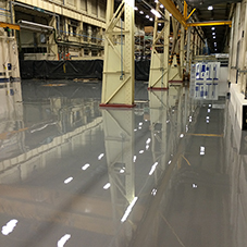 Sika provides smooth finish at Rugby factory