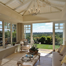 Hampton Conservatories can add value to your home