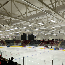 Cool ventilation solution for Ice Arena Wales