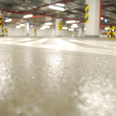 Flowcrete Poland at country's tallest office building