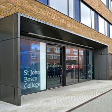 Glassolutions chosen for Lendlease London school