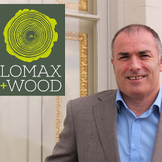 Steve Purcell Joins Lomax + Wood