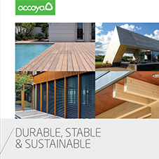 Innovation in Wood: Accoya