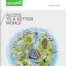 Accoya sustainability guide