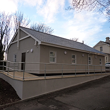 Elite Systems modular building for air cadets
