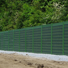 Acoustic barriers from Procter Contracts