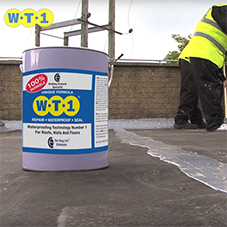 New waterproofing technology brought to you by C-Tec