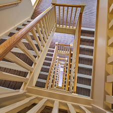 Gradus' stair edgings chosen for Premier Inn Sheffield