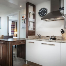 Luxury kitchens for Staybridge Hotel