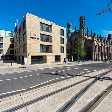 Sika Trocal checks in at Edinburgh development