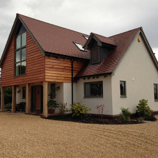 Timber frame specialist chooses Actis Hybrid