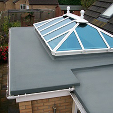 Topseal flat roof refurbishments