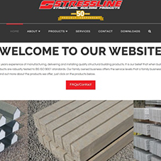 Stressline launch new website
