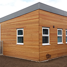 Modular Classroom for Flitch Green