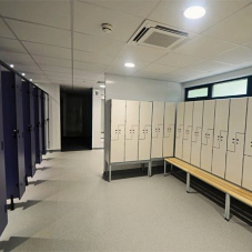 Z-Lockers wet specification for J P Morgan