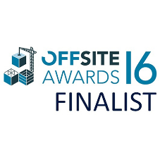 EOS Facades Shortlisted for Offsite Construction Awards