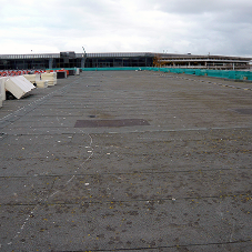 When to use single ply membranes for a flat roof overlay