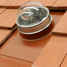 Syneco offer unique flashings to match roof tiles