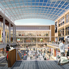 Sika makes it watertight for revamped shopping centre