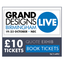 Polyroof attends Grand Designs Live in October