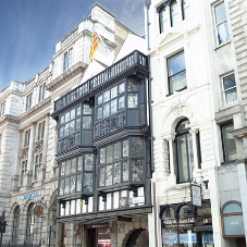 Kemper headlines historic Fleet Street scheme